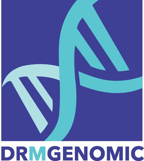 drmgenomics logo